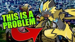 The Problems with Mythical Pokemon