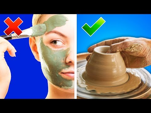 31 AWESOME CLAY HACKS YOU WILL DEFINATELY LIKE
