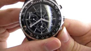 Police watch 10962JSB/02M review - WatchShopUK