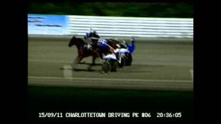 2011-09-15 R6 CDPEC PEI Colt Stakes 3 Year Old Trot Waiting On A Woman