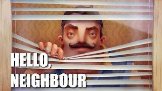 Hello, Neighbour | Gameplay Trailer