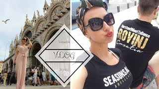 VLOG   Venedik, Mini Alışveriş ve Rovinj Salsa Festivali