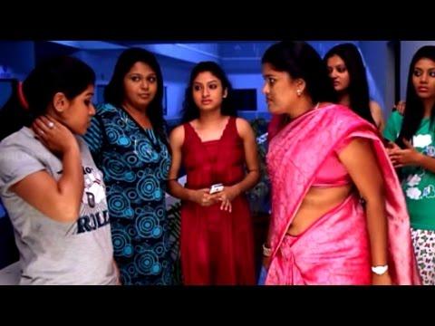 Hilarious Comedy Between Hostel Warden & Girls || Romance Movie