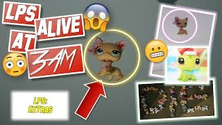 LPS: ALIVE AT 3AM! HELP!