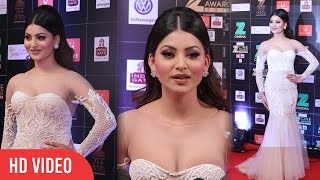 Urvashi Rautela At Zee Cine Awards 2017 | Viralbollywood