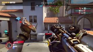 Overwatch Highlights - Ddiett515: Anyone up for some BBQ? - Best of Junkrat (XXXV)