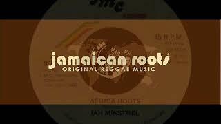 Jah Minstrel - Africa Roots (JMC) 7''