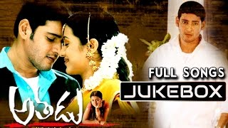 Athadu Movie Songs Jukebox || Mahesh Babu, Trisha || Telugu Hit Songs