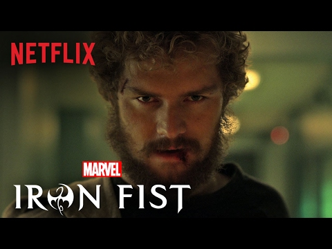 Marvel s Iron Fist SDCC First Look Netflix HD
