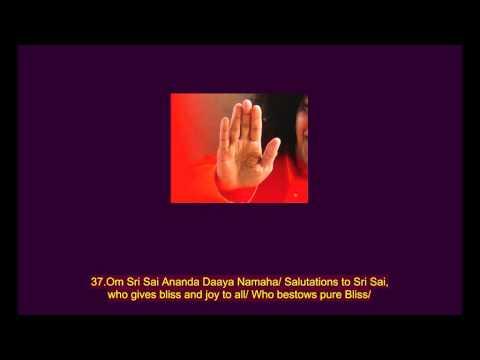 Xxx Mp4 108 Names Of Sri Sathya Sai Baba Sri Sathya Sai Baba Ashtottaram 3gp Sex