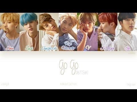 [HAN|ROM|ENG] BTS (방탄소년단) - Go Go (고민보다 Go) (Color Coded Lyrics)