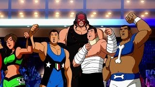 Kane and The Miz discuss their love for Scooby-Doo