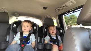 Messitt twins on way to Fuller House set