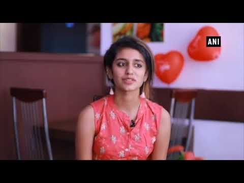 Xxx Mp4 Overnight Sensation Priya Prakash Varrier Says Her Wink Wasn T Planned 3gp Sex