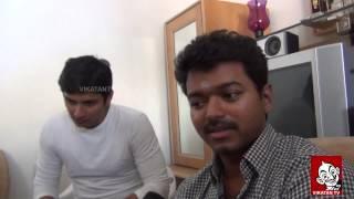 Mohanlal - Vijay Movie