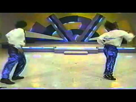 Concurso de baile techno