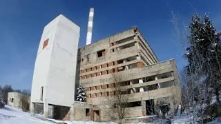 Spisska Nova Ves 🏚 Opusteny Masokombinat 🏚Ivan Donoval 🏚 Urbex Dokument