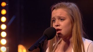Britain's Got Talent 2017 Full Audition Leah Barniville 14 Year Old Opera Singer S11E06