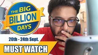 GET ALL THE BIG BILLION DAY'S DEALS BEFORE EVERYONE ELSE !