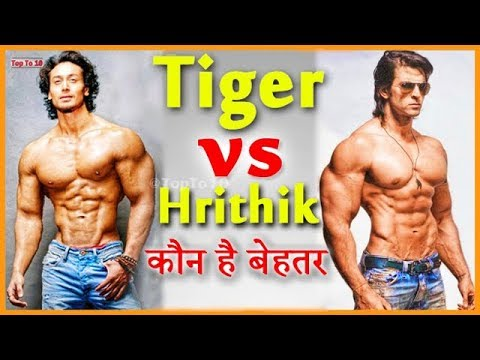 Xxx Mp4 Top Best Body In Bollywood Tiger Shroff VS Hrithik Roshan Who Is BEST Part 2 3gp Sex