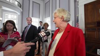 Gov. Kay Ivey confirms Redstone shooter situation resolved