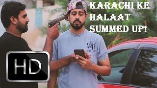 Bekaar Films   Karachi ke halaat summed up!