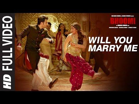 Xxx Mp4 Will You Marry Me Full Video Song Bhoomi Aditi Rao Hydari Sidhant Sachin Jigar Divya Amp Jonita 3gp Sex