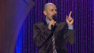 """Persian Mom Comebacks"" - Maz Jobrani (Brown & Friendly)"