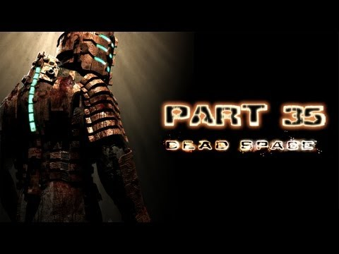 Dead Space Playthrough Part 35 Ch 8 Search and Rescue Exploder and Guardian Necromorphs