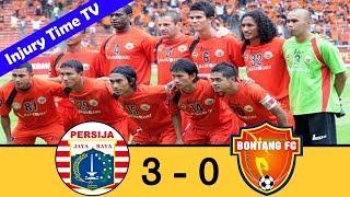 Persija Jakarta 3-0 Bontang FC | ISL 2009/2010 | All Goals & Highlights