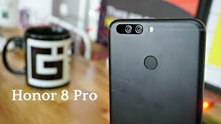 Honor 8 Pro Hands on, Interface, Camera Features