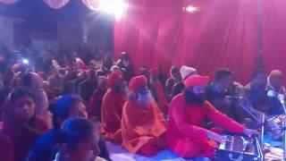 Prabhat samgeet by Vivek in faizabad seminar Jan 28,2017