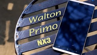 Walton Primo NX3 Hands on Review.
