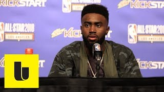 Celtics' Jaylen Brown all-access tour of NBA All-Star Weekend | The Undefeated | ESPN