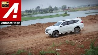 Review Mitsubishi Pajero Sport Dakar Indonesia by AutonetMagz