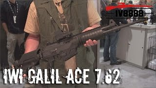 SHOT Show 2016: New Galil ACE 7.62 NATO
