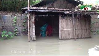জামালপুর ও সিরাজগঞ্জে বন্যা পরিস্থিতির অবনতি