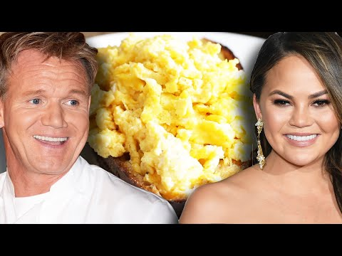 Which Celebrity Makes The Best Scrambled Eggs