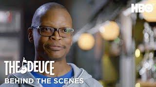 Meet Lawrence Gilliard Jr. aka Chris Alston   The Deuce   HBO
