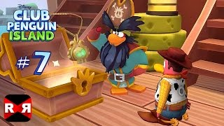 Club Penguin Island - Shell Game - iOS / Android Gameplay Part 7