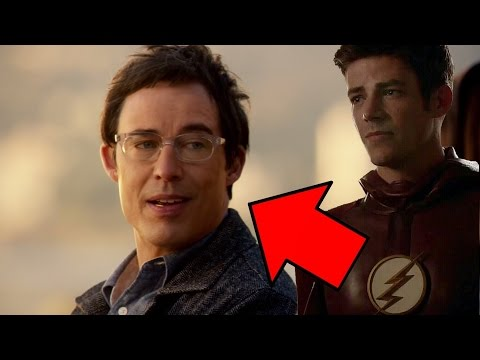 The Flash Season 3 Will Flash Save the Original Harrison Wells