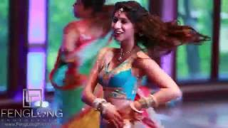 Radhika & Kishan | Best Indian Wedding Bollywood Sangeet Performance by Bride