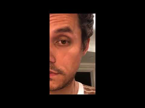 John Mayer's Chanel Smokey Eye Tutorial