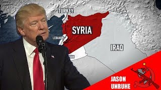 Trump Announces US Withdrawl from Syria