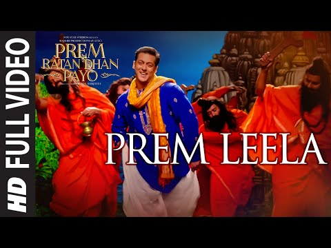 Xxx Mp4 PREM LEELA Full VIDEO Song PREM RATAN DHAN PAYO Salman Khan Sonam Kapoor T Series 3gp Sex