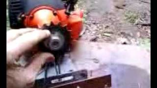 how to build a weedeater bike put a sprocket on a weed eater motor - Pakfiles.com