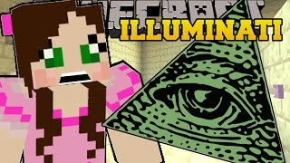 Minecraft: THE ILLUMINATI - Custom Map