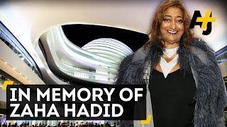 Five Reasons Why Architect Zaha Hadid Was A Badass
