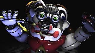 ESTE JUEGO ES IMPOSIBLE | Five Nights at Freddy's: Sister Location