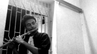 Ki jadu korila piriti Shikhaila(কি জাদু করিলা)  flute cover by Rabbi